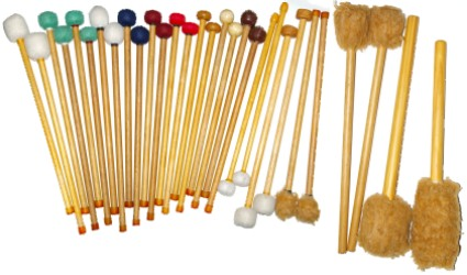 Download Instructions for Making Mallets for Timpani And Bass Drum